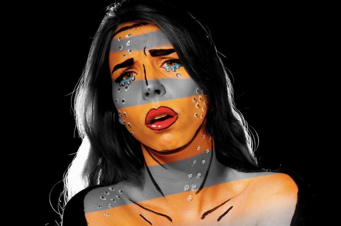 Mädelsschnack : SFX-Make-up 2