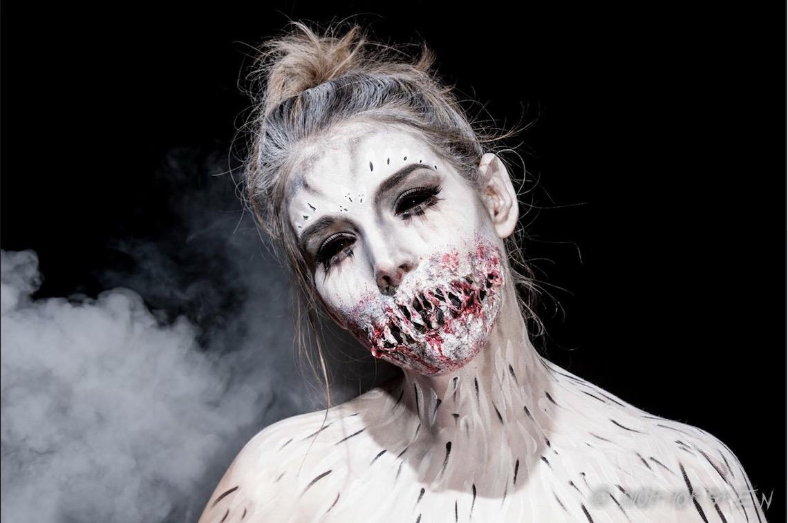 Mädelsschnack l SFX-Make-up 3
