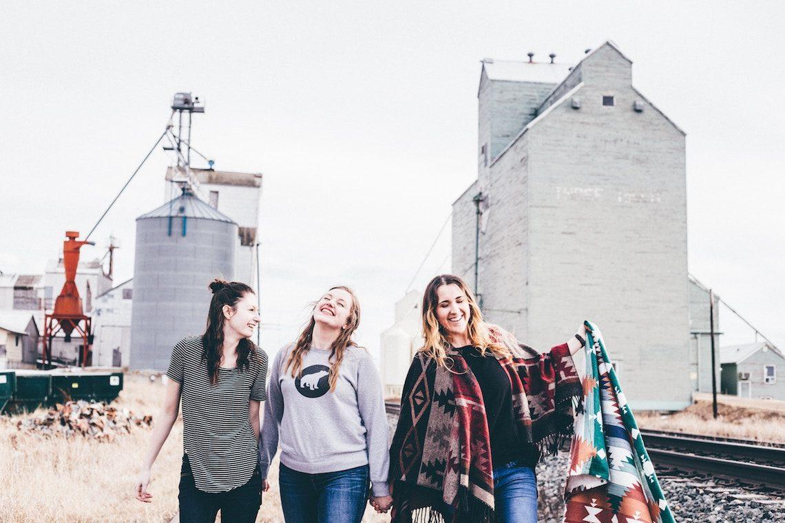 Mädelsschnack l Girl-Power: Gemeinsam sind wir stärker