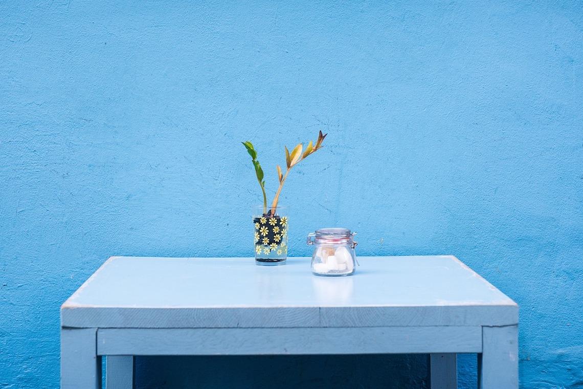 Mädelsschnack l Farbenlehre Blau