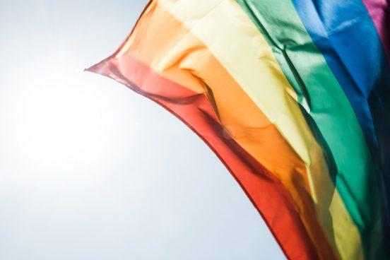 Mädelsschnack l Pride Month Regenbogenfahne