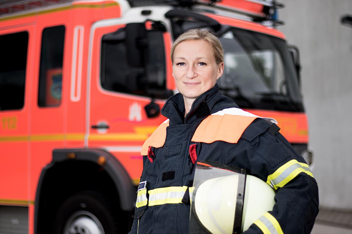 Mädelsschnack l Feuerwehrfrau