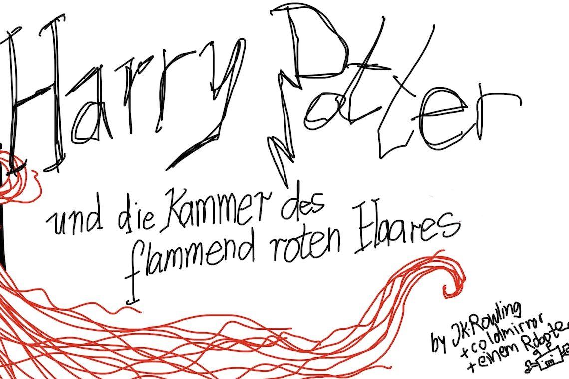 Mädelsschnack l Coldmirror Harry Potter und die Kammer des flammend roten Haares