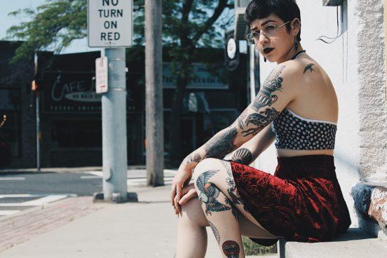 Mädelsschnack l Machen Tattoos süchtig