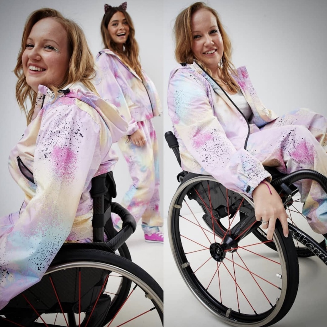 Mädelsschnack l ASOS Mode für Rollstuhlfahrer