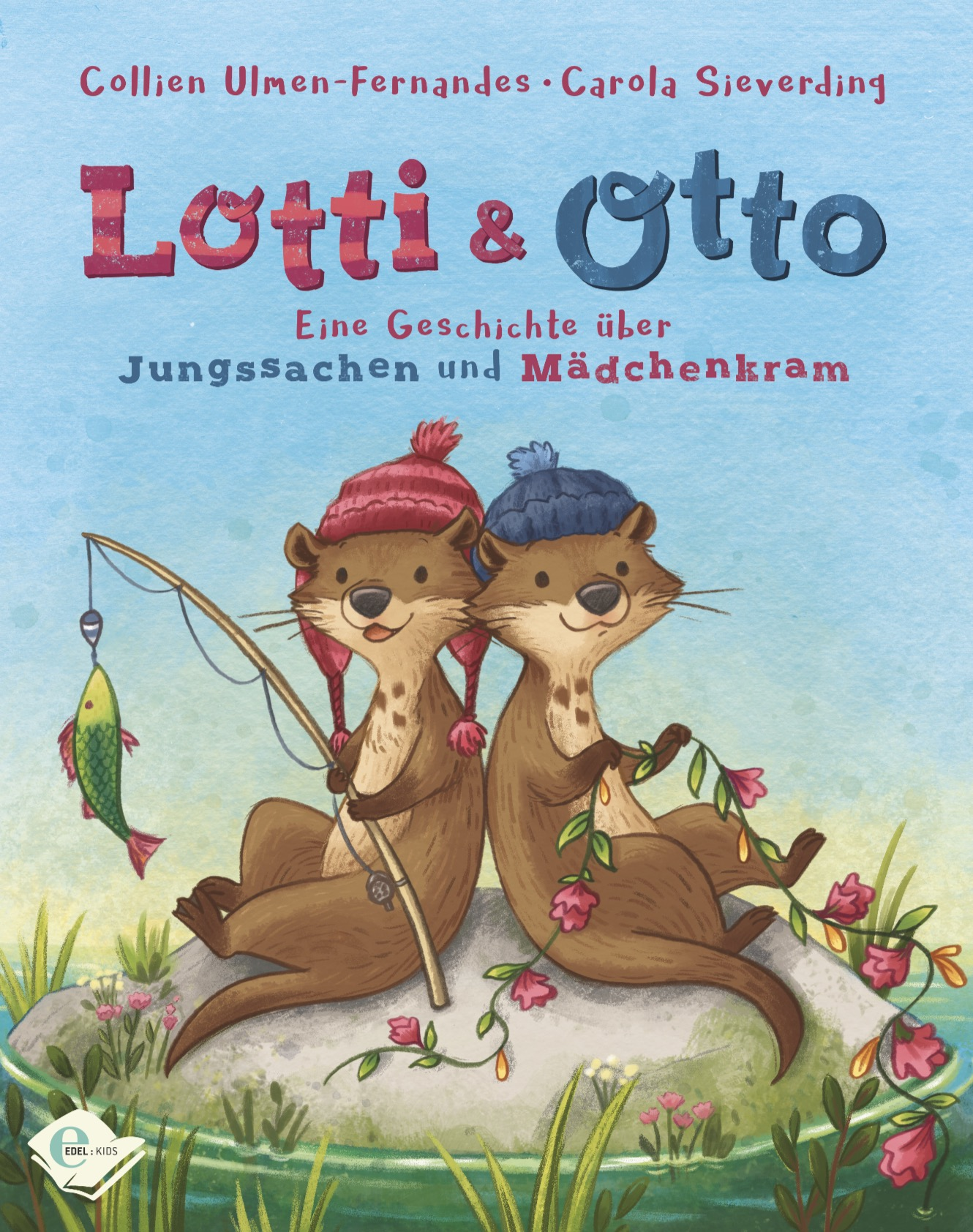 Mädelsschnack l Collien Ulmen-Fernandes Kinderbuch