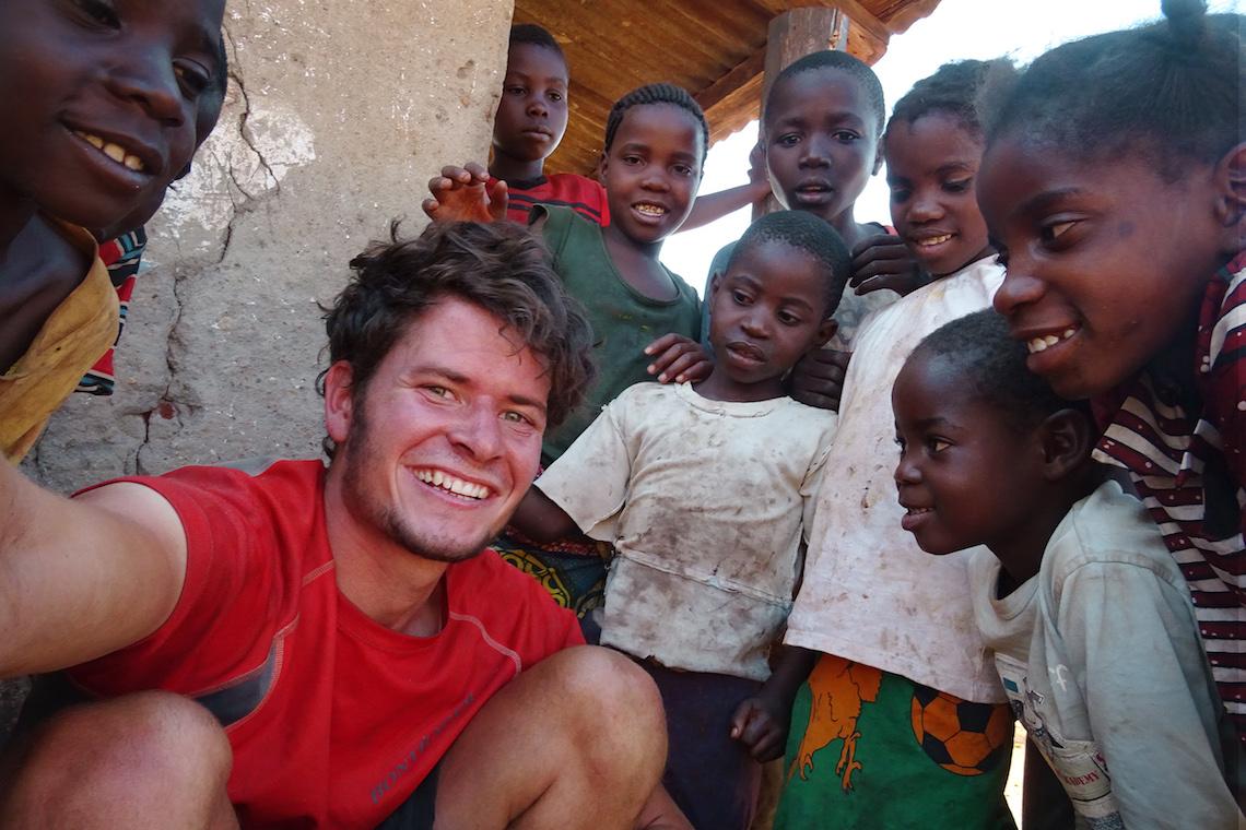Mädelsschnack Anderswo. Allein in Afrika Interview