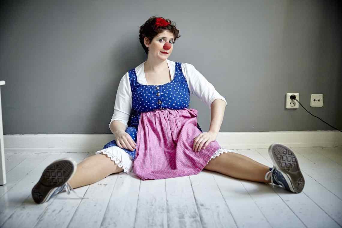 Mädelsschnack l Clownin Beruf