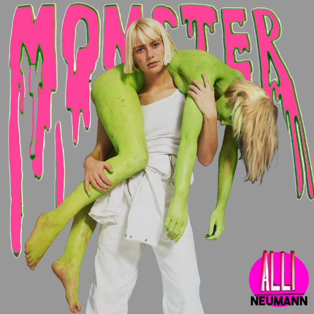 Alli Neumann Monster EP