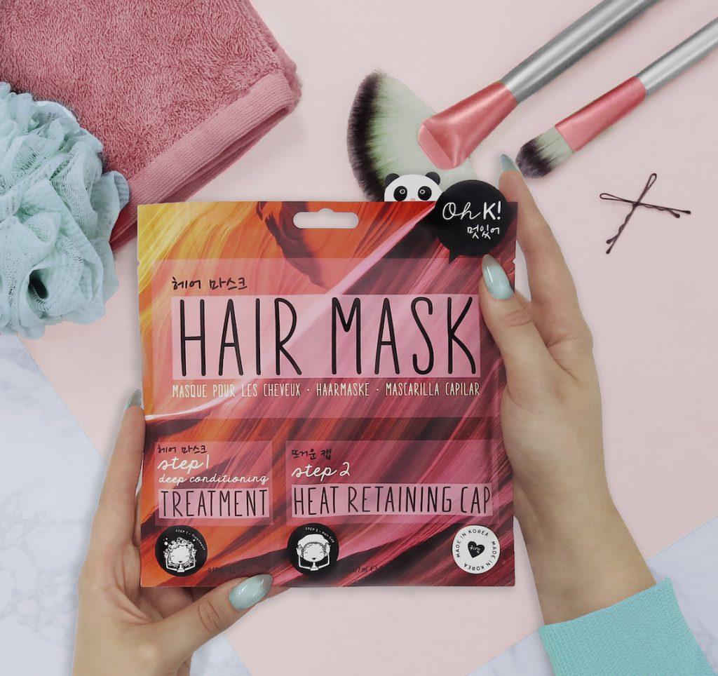 Mädelsschnack l Haarmaske selber machen